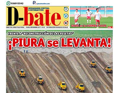D-Bate Semanario – Edición 02