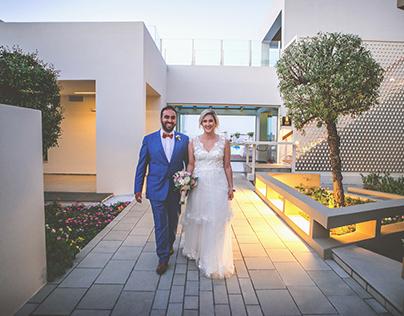 Wedding day, Euboea island