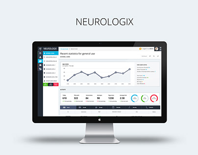 Neurologix UI Dashboard