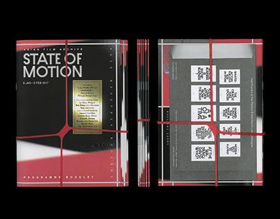 State of Motion: Through Stranger Eyes