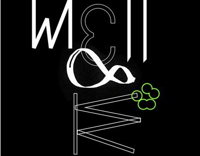 Mitosis font