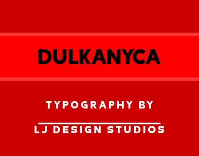 Dulkanyca Font