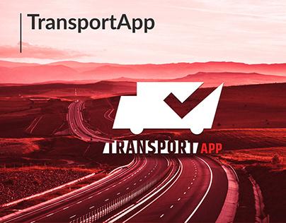 TransportApp - Aplikacja dla kierowców