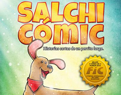 Salchi Comic (2018)