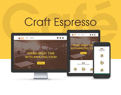 Craft Espresso