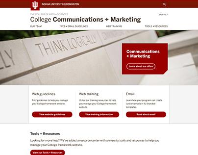 Documentation website