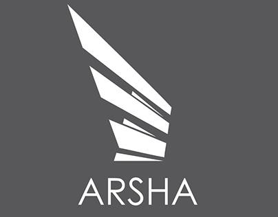 ARSHA LOGO DESIGN