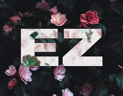Easy Floral Typography Tutorial