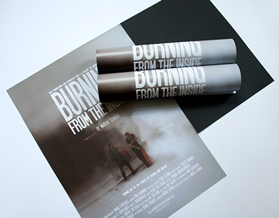 Burning from the inside_Poster