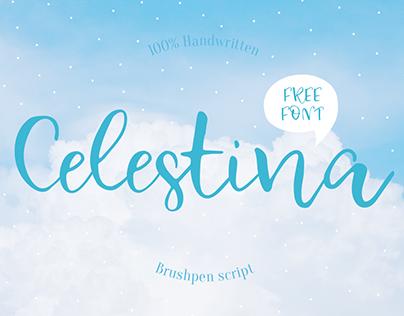 Celestina — Free Font