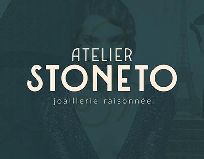 Brand Design - Atelier Stoneto