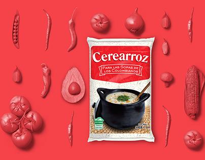 Cerearroz / logo + packaging