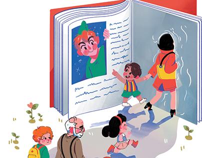 FundaLectura - Leer en familia