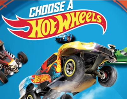 Hot Wheels Interstitial Game