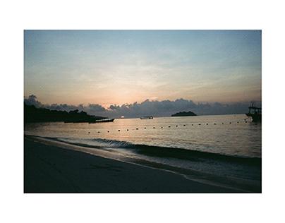 sunrise at Kohrong, Cambodia