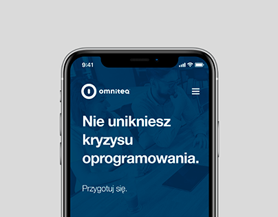 Omniteq Visual Identity Design
