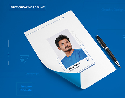 Resume - 4 Page Free Download