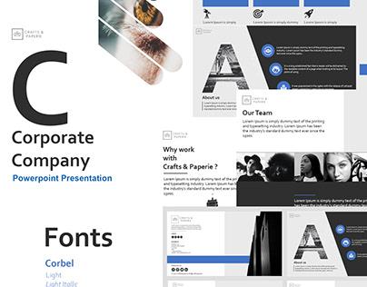 Company Concept Design