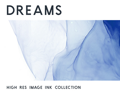 Dreams. Ink texture collection. + FREE texture