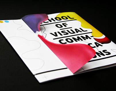 Brashura for School of Visual Communication.