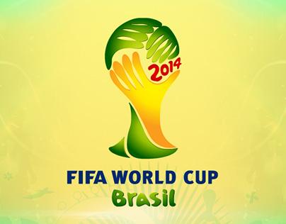 México en Brasil 2014