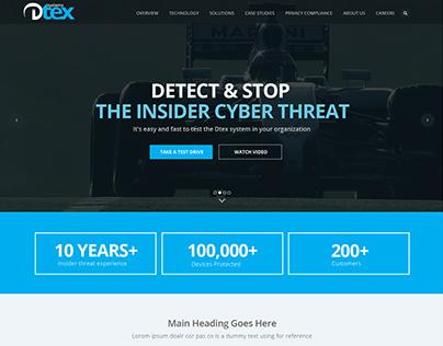 Dtex Website
