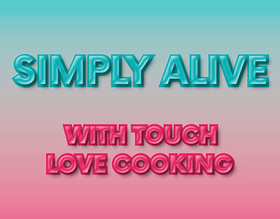 »Touch Love Cooking« Art Exhibition