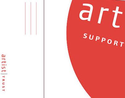 Artist Trust Remit Envelope