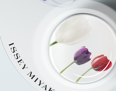 ISSEY MIYAKE - A DROP D'ISSEY