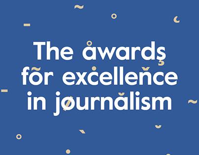 European Press Prize Identity & Website