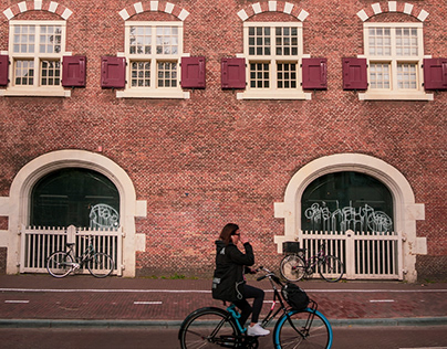 Travel Journal: On the Streets of Amsterdam
