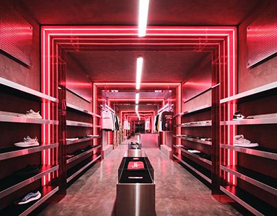 Five's Concept Store by DBO Studio
