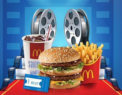 McDonald's. McDonald's Poster
