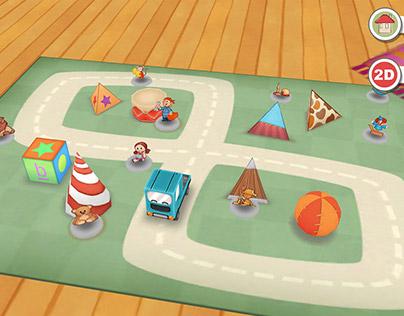 My Geometric Universe by Chocolapps - Kids app