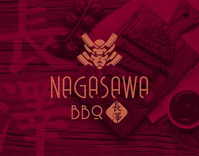 Branding Nagasawa BBQ