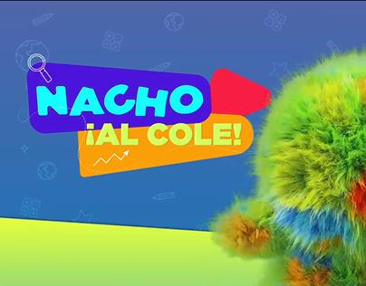 "Spot ""Regreso al colegio"" canal Tacho Pistacho"