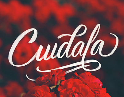 Lettering Project - Inspired by women