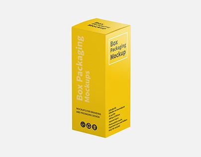 Box Packaging Mockup_1