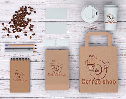 Coffee shop stationary