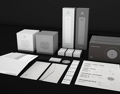 Electronic product brand design