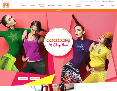 Super-X - Hong Kong Online Shop Ecommerce Web Design