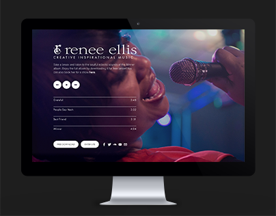 Renee Ellis Music