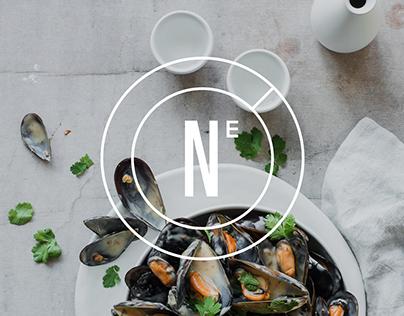 North Eats: Branding & Website