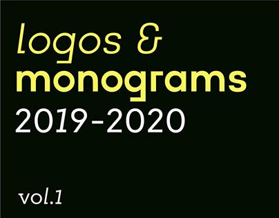 Logo & Monogram Collection Vol. 1