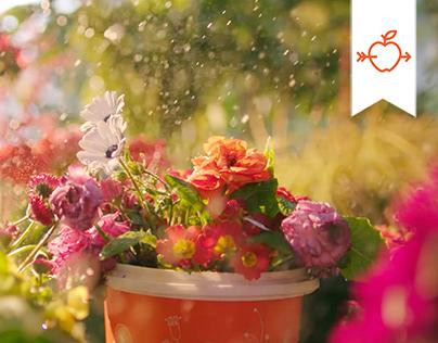 Serdesin X Pınar Yoğurt // #ÇiçeğiminYeniEvi