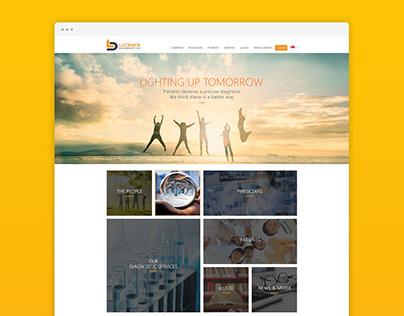 Web design - Lucene