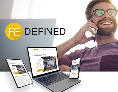 RE-defined UX/UI & Website