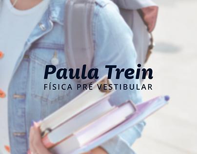 Identidade Visual Paula Trein