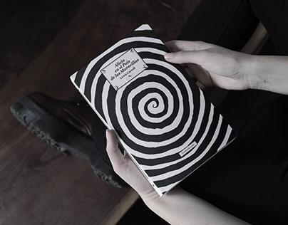 Alice In Wonderland - Book design