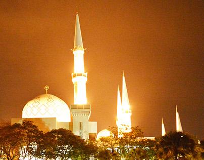 Masjid Sultan Ismail - UTM